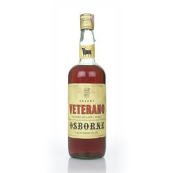 Veterano Spanish Brandy 1 Litre by Osborne