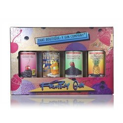 Fruity Flavoured Gin Gift Set by That Boutique-y Gin Company