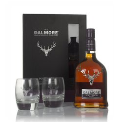 Port Wood Reserve Gift Box with 2 x Port Tumbler Glasses by Dalmore