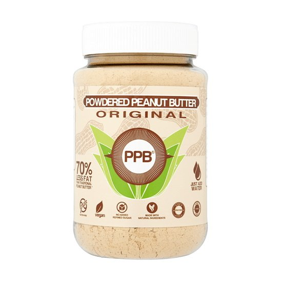 PPB Powdered Peanut Butter Original 180g