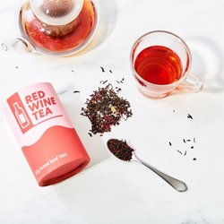 Red Wine Tea Loose Leaf 80g