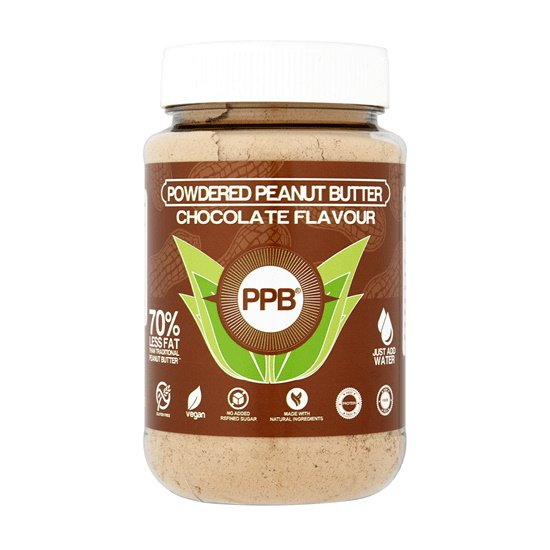 PPB Powdered Peanut Butter Chocolate Flavour 180g