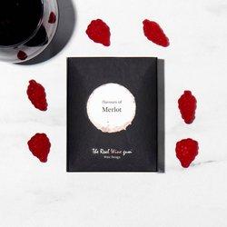 Merlot Flavoured Real Wine Gums