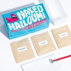 Make Your Own Halloumi Cheese Gift Kit