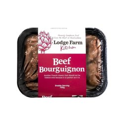 Herefordshire Beef Bourguignon 700g
