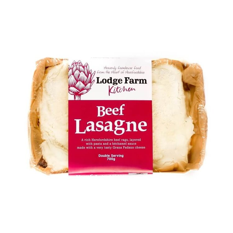 Beef Lasagne Double Serving 700g