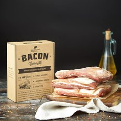 Bacon Curing Kit Inc. Seasonings & Instructions