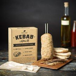 Kebab Making Kit Inc. Seasoning & Recipe Book