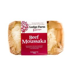 Beef Moussaka Double Serving 700g