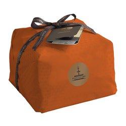Luxury Panettone - With Almonds & Raisins - Sicilian Christmas Cake 1kg