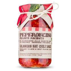 Calabrian Hot Chilli Sauce 180g