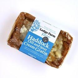 Gluten-Free Haddock, Dill & Sour Cream Gratin Double Serving 700g