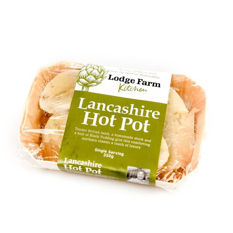 Lancashire Hot Pot Single Serving 350g