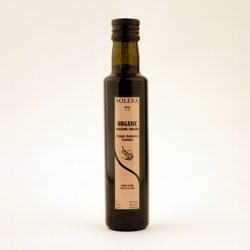 Organic Spanish Balsamic Vinegar 250ml