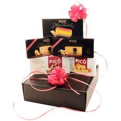 Ultimate Spanish Turrón Gift Set With De Jijona, De Alicante & Milk Chocolate Turrón
