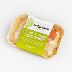 Macaroni Cheese Single Serving 350g
