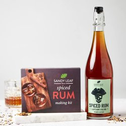 Spiced Rum Making Kit