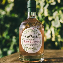 Rhubarb & Ginger Infused Gin Liqueur 500ml