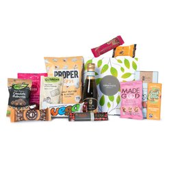Vegan Prosecco, Chocolate & Snack Gift Hamper