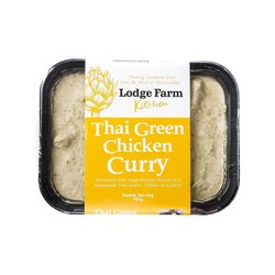 Thai Green Chicken Curry Double Serving 700g