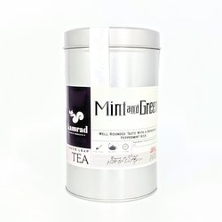Mint & Green Loose Leaf Tea Tin 200g