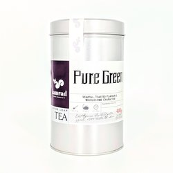 Pure Green Loose Leaf Tea Tin 400g