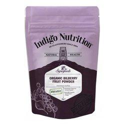 Freeze Dried Organic Bilberry Fruit Powder 50g