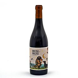 Egri Bikavér Hungarian Red Wine Superior 'Bull's Blood' 13.5% ABV