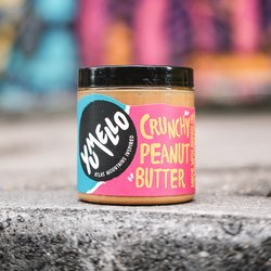 2 x Crunchy Peanut Butter with Argan Oil Set 250g