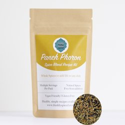 Panch Phoron Bengali Spice Blend Kit 25g