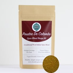 Poudre De Colombo West Indian Spice Blend Kit 25g