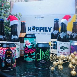 10 Craft Beer Gift Box Inc. Lager, Pale Ale & IPAs
