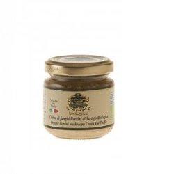 Organic Black Truffle and Porcini Mushroom Sauce 90g