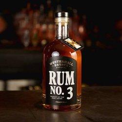 3 Year Aged Grenadian Rum 'No.3' 700ml 40% ABV