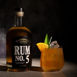 5 Year Aged Grenadian Rum 'No.5' 700ml 43% ABV