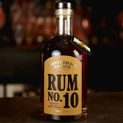 10 Year Aged Grenadian Dark Rum 'No.10' 700ml 40% ABV
