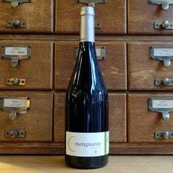 Spanish Red Wine Menguante Vidadillo 75cl