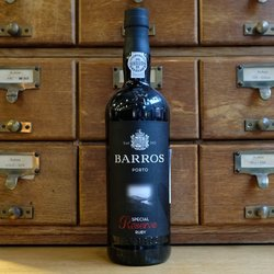 Portuguese Special Reserve Ruby Port by Barros 75cl