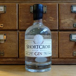Irish Gin Small Batch by Short Cross 46% ABV