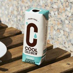 4 x Coconut Cold Brew Coffee Double Shot 250ml (Vegan)