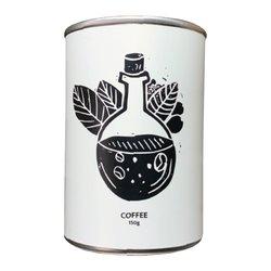 Brazilian Whole Coffee Beans 'Love Potion' 150g Tin