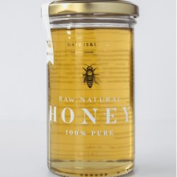 Raw Cambridgeshire Natural Spring Honey 325g