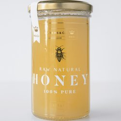Cambridgeshire Natural Summer Honey 325g