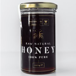 Raw Spanish Oak Tree Natural Honey 325g