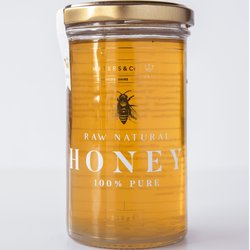 Natural Raw Acacia Honey 325g