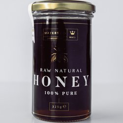 Natural Raw Mountain Honey 325g
