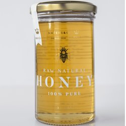 Natural Raw Orange Blossom Honey 325g