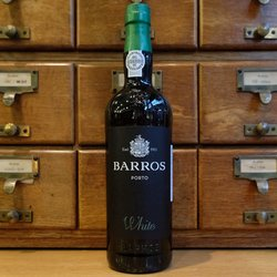 White Port 75cl by Barros