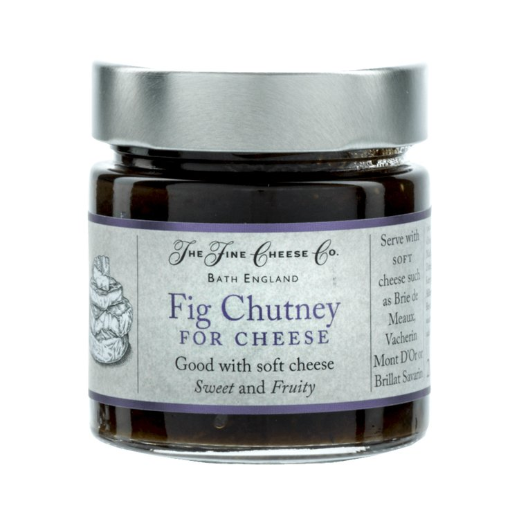 Fig Chutney for Cheese 260g