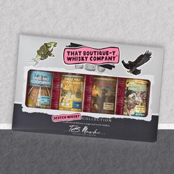 Scotch Whisky Miniatures Gift Set with Teaninich & Linkwood by That Boutique-y Whisky Company